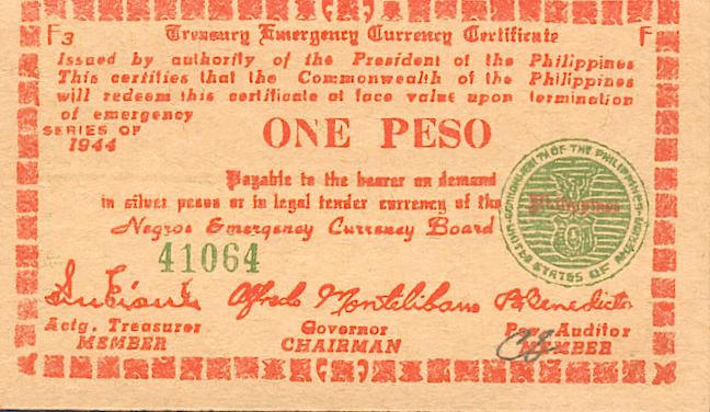 Pick S647b 1942 Philippines 5 Faithful 2 Pesos Circ Buy One Get One Free